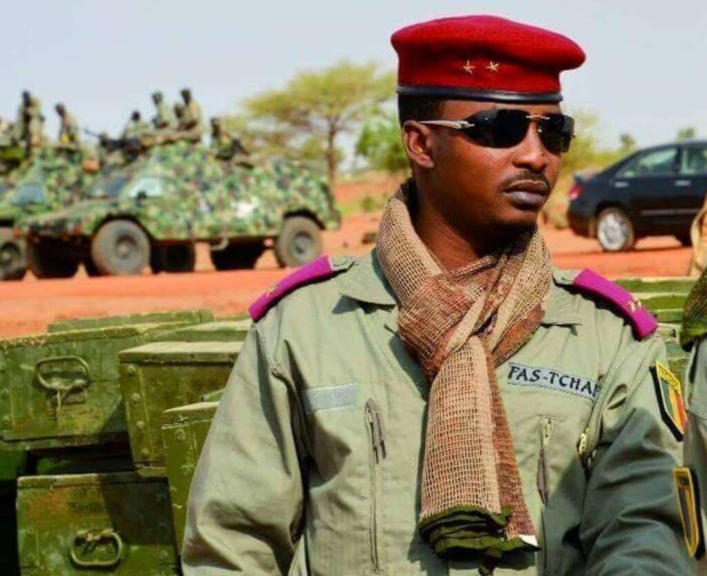 BREAKING: Son of late Chad President named Interim Head of State » RNN